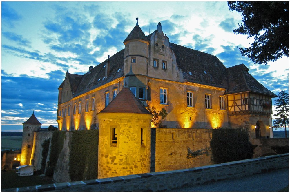 Burg Stettenfels Adventsmarkt